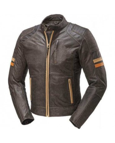 vetements motard blouson moto cuir equipement vintage caf racer. Black Bedroom Furniture Sets. Home Design Ideas