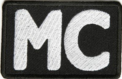 Patch MC Boléro Cuir